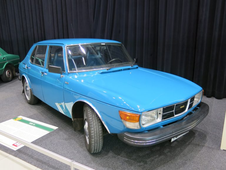 Päivän museoauto: Kokoluokkansa suosituin auto 1970-luvun Suomessa