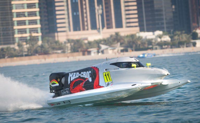 F1-veneilijöillä hankala aika-ajo Abu Dhabissa