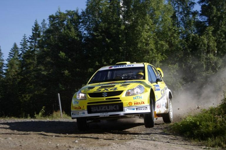 """Autotoday 10 vuotta sitten: """"Suzuki vetäytyy ralliautoilun MM-sarjasta"""""""