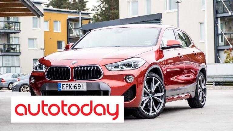 Autotoday testasi: BMW X2 xDrive 20dA M-Sport X – BMW-malliston ilopilleri ja musta hevonen