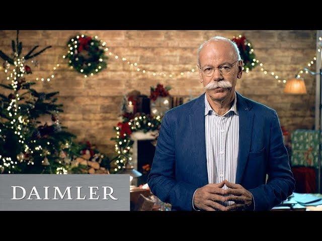 Video: Katso Daimlerin pääjohtajan Dieter Zetschen työhaastattelu