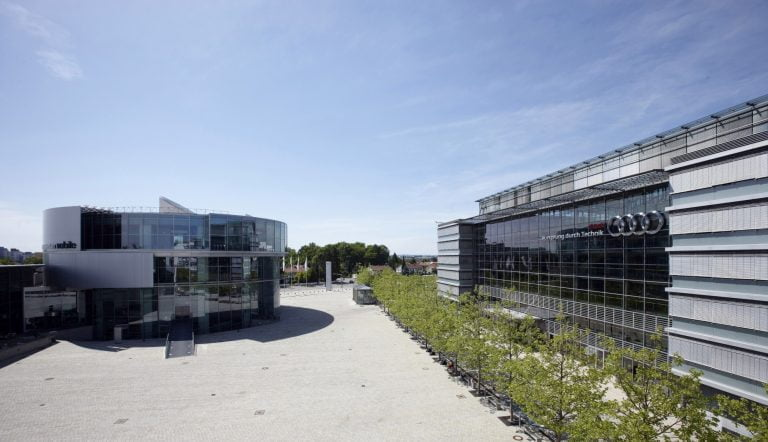 Audin Euroopan myynti väheni merkittävästi viime vuonna