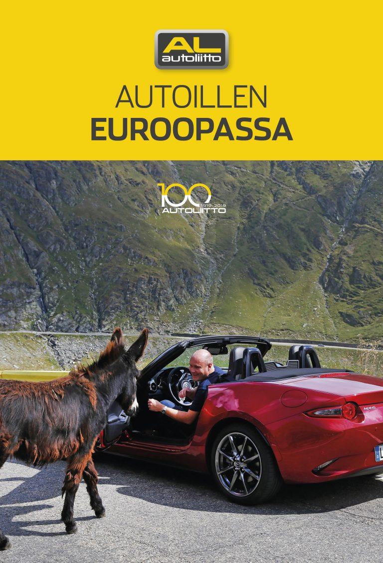 Autoillen Euroopassa -kirjassa runsaasti uutta tietoa