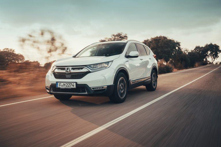 Hondalla nyt kaksi hybridimallia — ja lisää tulossa ensi kuussa