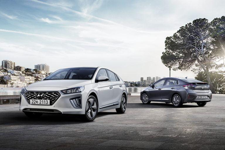 Hyundai Ioniq -mallit uusiutuvat kesän jälkeen