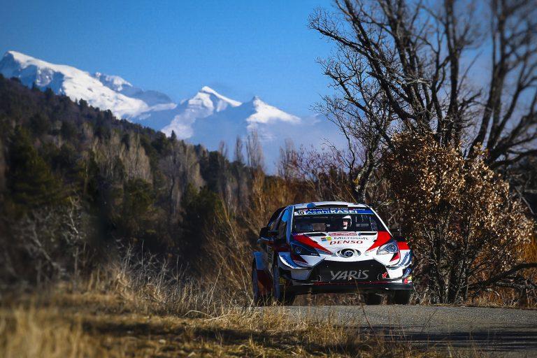 WRC: Latvala nousi kolmanneksi — Evans ajoi ulos