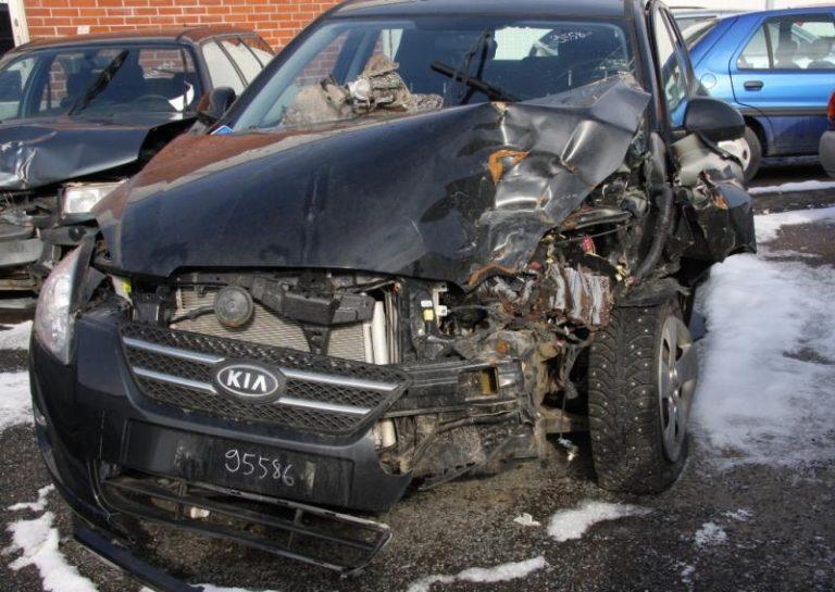 Auton luovuttaminen rattijuopolle on aina riski — myös taloudellisesti