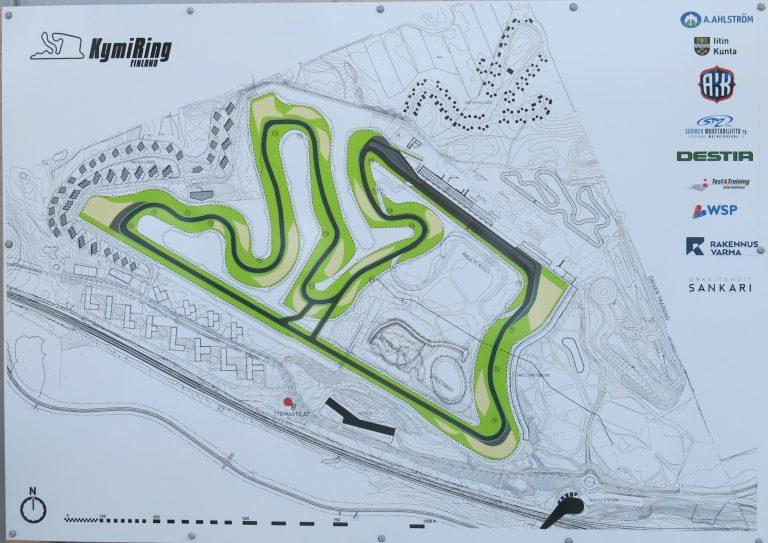Karavaanareille oma alue KymiRingillä Motocrossin MM-sarjan kisaviikonlopun aikana
