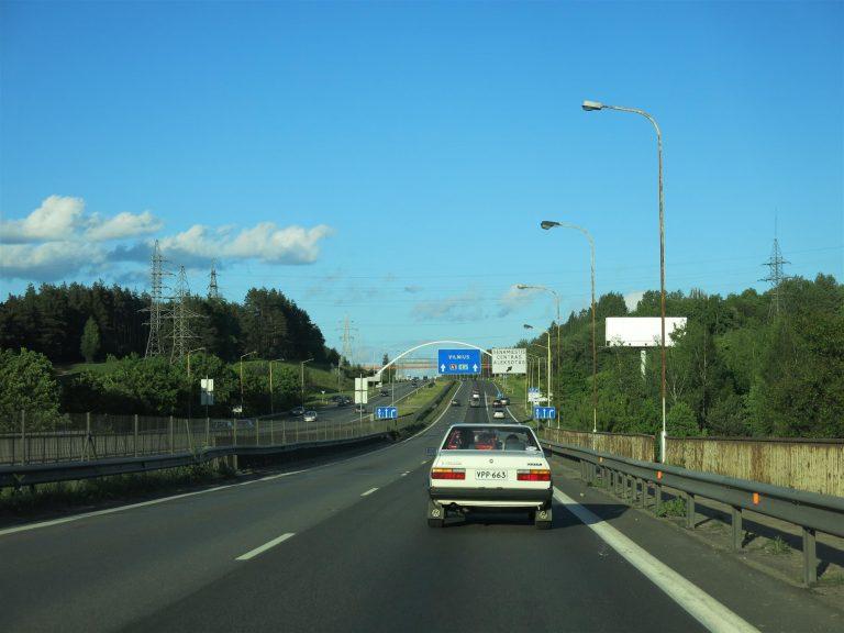 Saksa on automatkailijoiden suosikkikohde — Venäjää karsastetaan