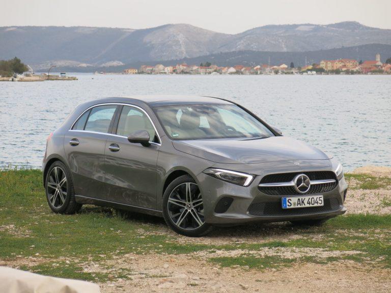 Mercedes-Benz toimitti viime vuonna ennätykselliset 2,3 miljoonaa autoa