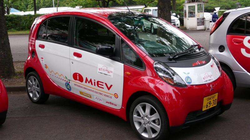 Mitsubishi Electric Car >> Autotoday 10 Vuotta Sitten Mitsubishin Sahkoauton