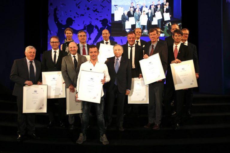 WRC: Merkittävä kunnianosoitus rallin maailmanmestareille