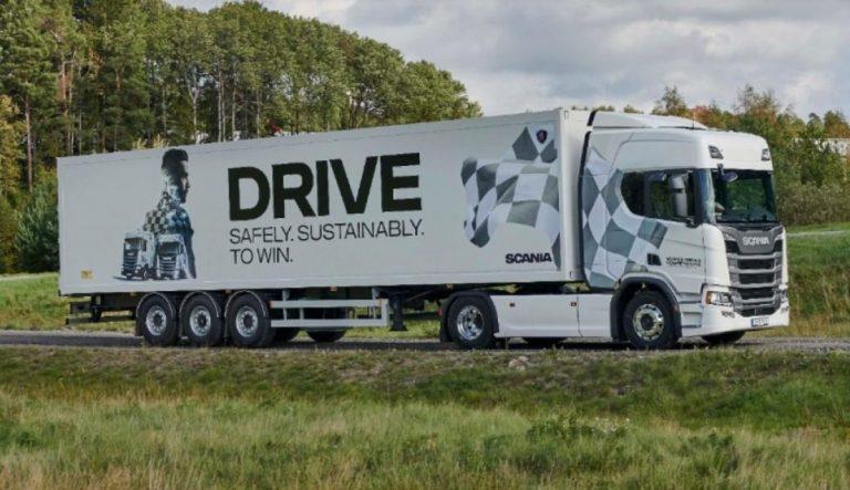 Ensi viikolla alkaa Scanian kuljettajakilpailu — pääpalkintona upouusi Scania