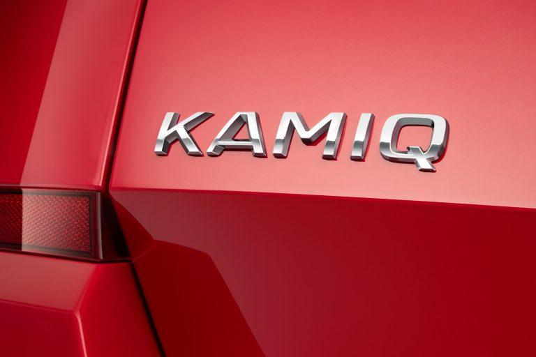 Škodan uuden katumaasturin nimi on Kamiq
