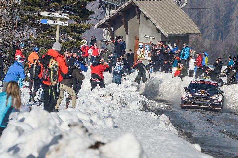 WRC: Rallin MM-sarja polkaistaan käyntiin Monte Carlossa — mukana neljä suomalaista