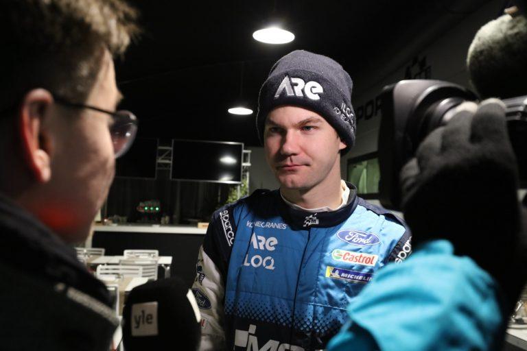 WRC: Monten kisa ei suomalaisittain alkanut parhaalla mahdollisella tavalla