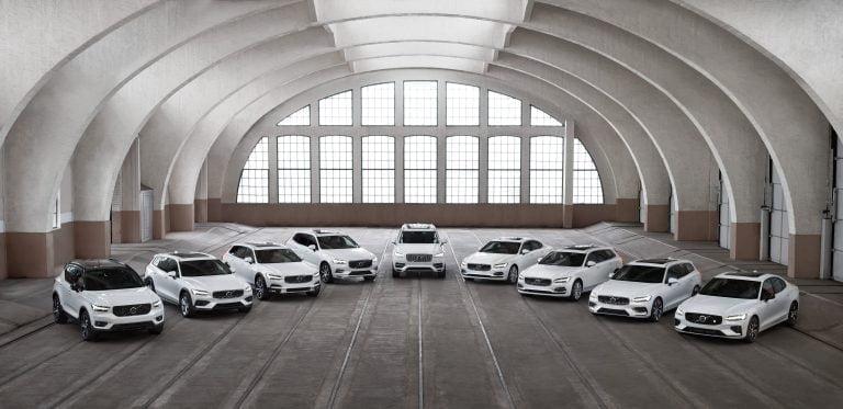 Volvo Cars toimitti ensimmäistä kertaa historiansa aikana yli 600 000 autoa