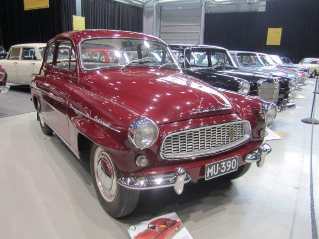 Octavia on ollut Škoda-automerkin sydän jo yli 60 vuoden ajan