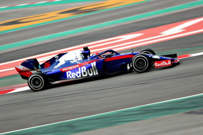 F1: Räikkönen toiseksi nopein — kärjessä Toro Rosso