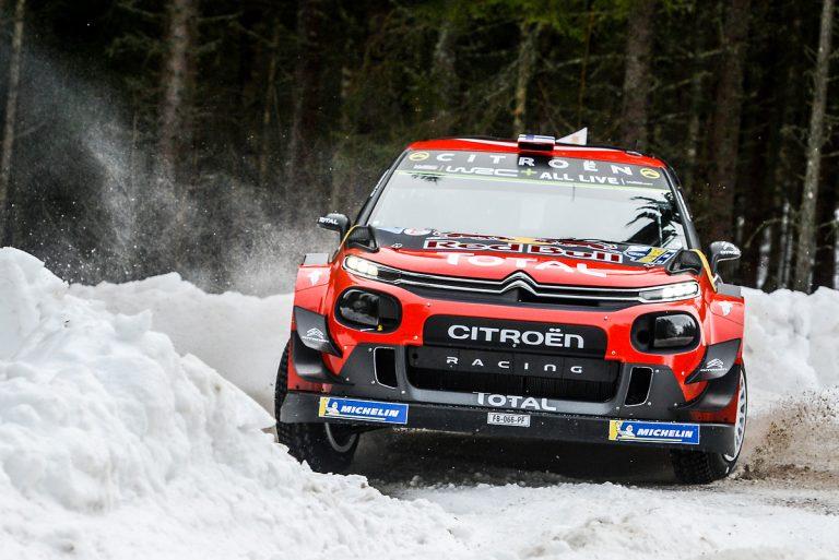WRC: Eilen varmistui — Ruotsin MM-ralli voidaan ajaa