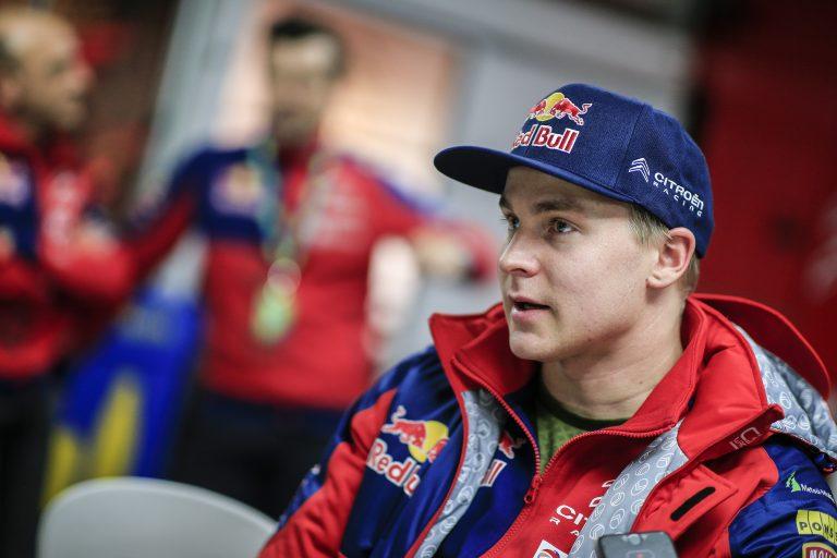 WRC: Tästä tilanteesta jatketaan Meksikon rallia perjantaina — ensimmäinen erikoiskoe keskeytettiin