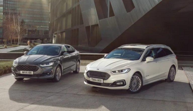 Uusien Ford Mondeo -mallien hinnat julkaistu