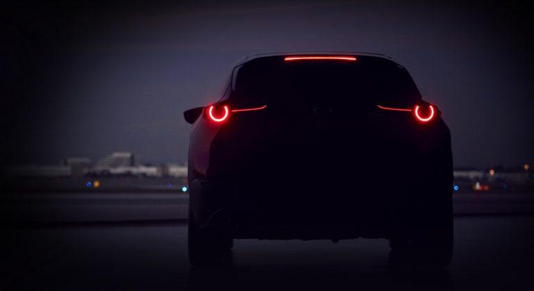 Mazda esittelee uuden SUV-mallin Genevessä