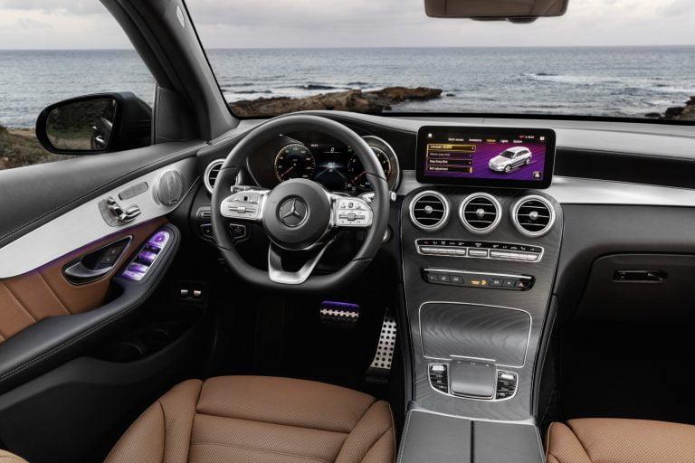 Mercedes-Benz GLC uudistuu — muun muassa uusia moottoreita