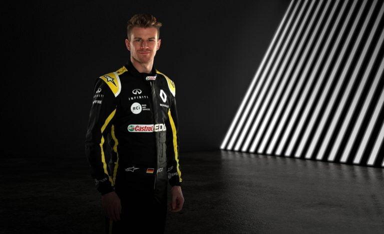 F1: Renaultin Nico Hülkenberg oli tänään nopein Barcelonan F1-testeissä
