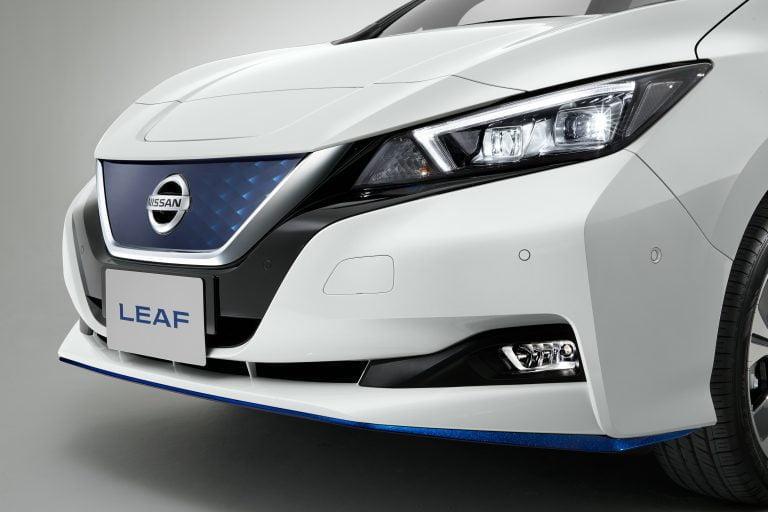 Nissan Leafin erikoisversiosta jo 3000 ennakkotilausta