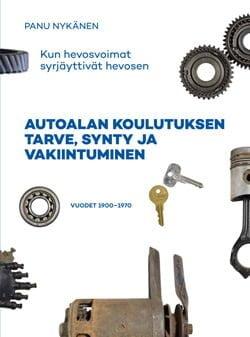 Suomen autoalan koulutuksen historiankirja on ilmestynyt