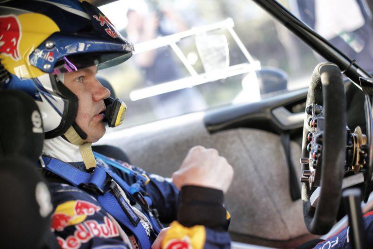 WRC: Suninen aloitti aamun hyvin — Tänak pääsi kuitenkin ohi