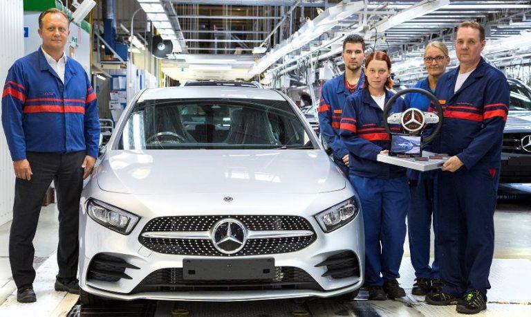 Valmet Automotive uuteen tuotantoennätyksen vuonna 2019 — autoja valmistui 114 000