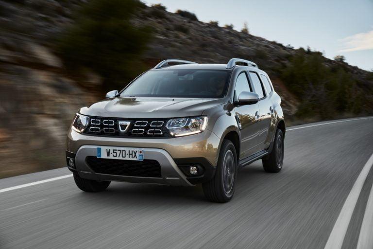 Dacia Dusteriin uudet moottorit