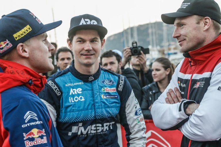 WRC: Walesissa surkea suomalaispäivä — Lappi ja Latvala ajoivat ulos