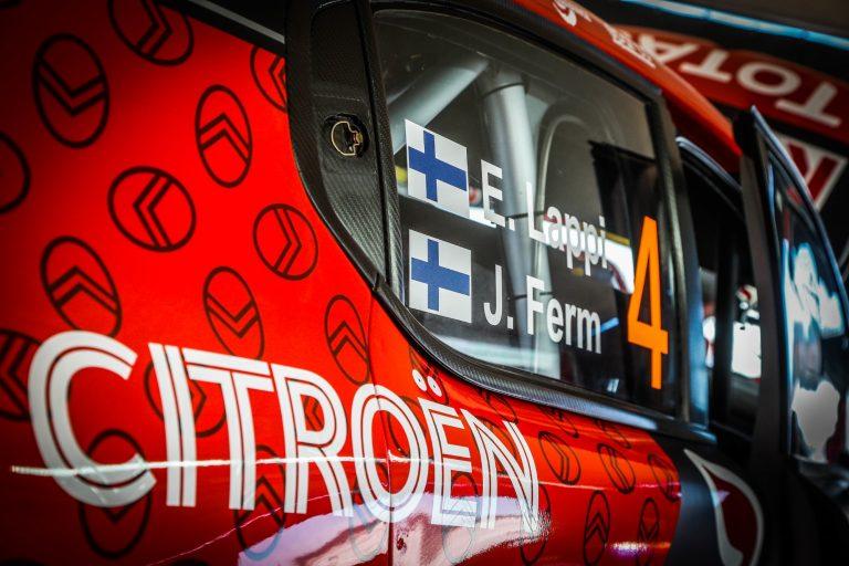 WRC: Esapekka Lapin Meksikon kisa päättyi aamupäivän ensimmäisellä erikoiskokeella