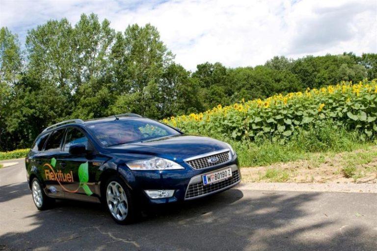 Autotoday 10 vuotta sitten: Fordin Flexifuel-mallit: Focus, C-Max, Mondeo, S-Max ja Galaxy