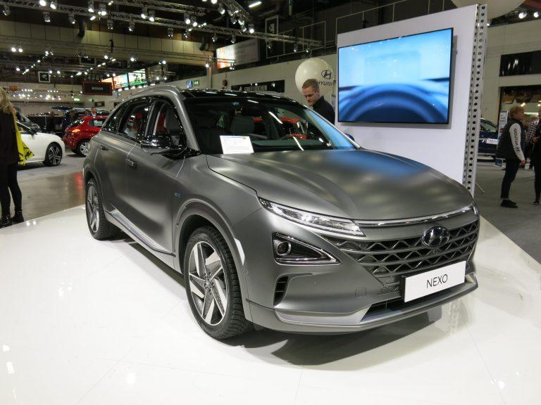 Hyundai Motor ja kiinalaiset satsaavat yhdessä vetyenergiaan