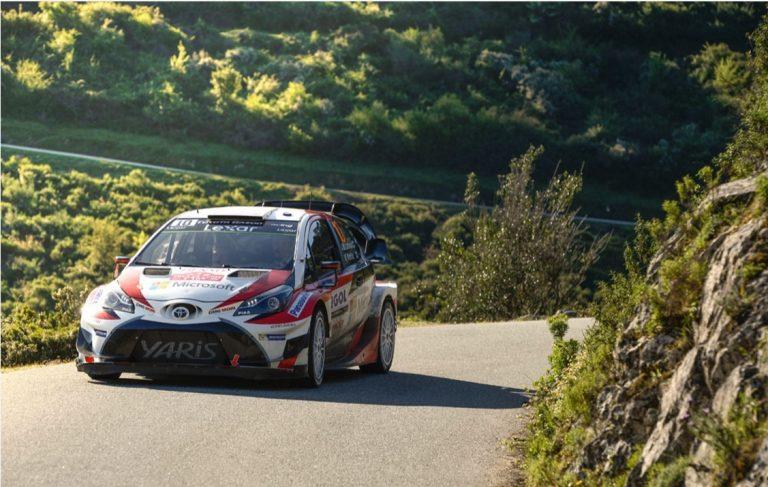 WRC: Korsikan asfalttimutkiin neljä suomalaista
