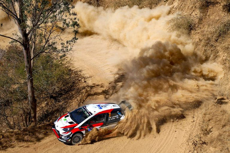 WRC: Meksikon MM-ralli käynnistyy Suomen aikaa ensi yönä