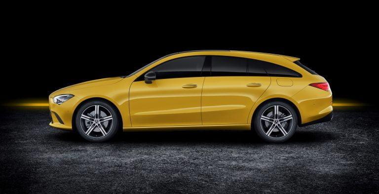 Uusi Mercedes-Benz CLA Shooting Break esitellään Genevessä