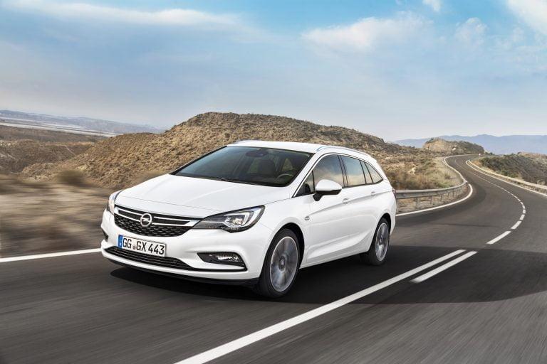 Nyt tarjolle tulee kaikkien aikojen varustelluin Opel Astra -malli