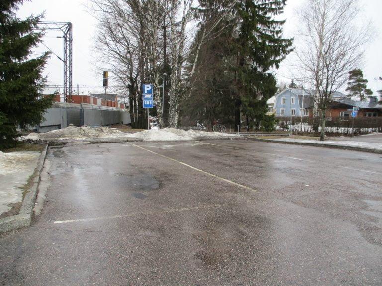Oletko havainnut viime viikonloppuna dieselin anastajia Helsingin Tapanilassa?