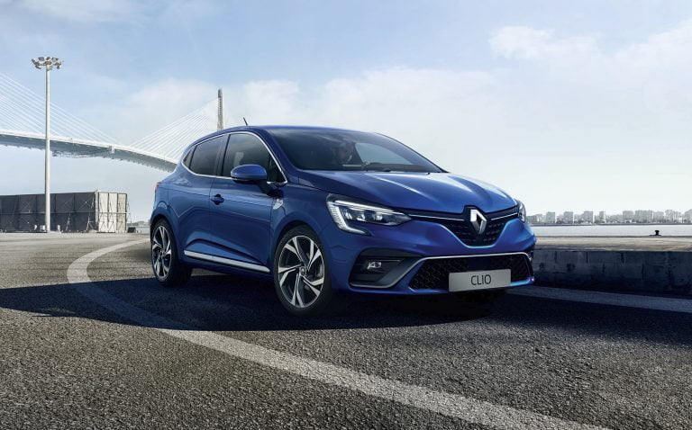 Uusi Renault Clio esitellään Genevessä — auto on täysin uusittu perusrakenteesta alkaen