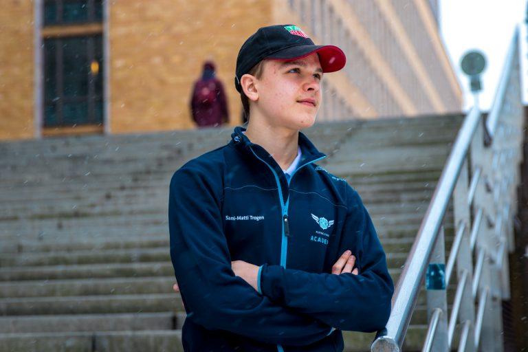 Rallicross: Sami-Matti Trogen ajaa tänä vuonna sekä oikeata autoa että digiautoa