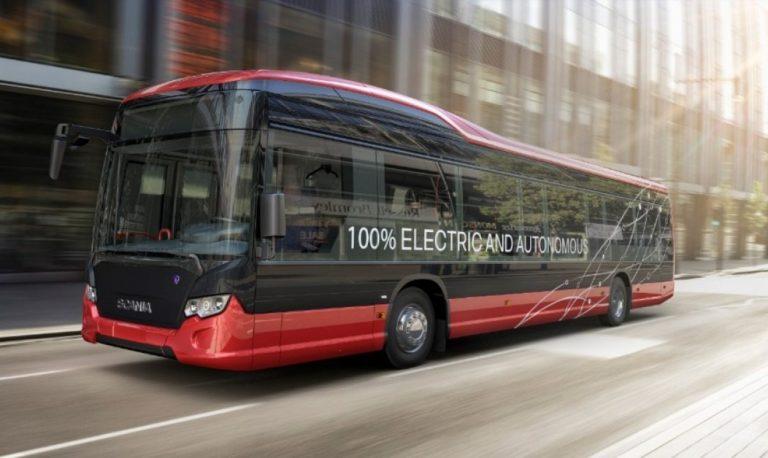 Ruotsissa kokeillaan täyspituisia itseohjautuvia busseja