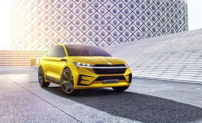 Ensimmäiset kuvat Škodan uudesta sähköautokonseptista