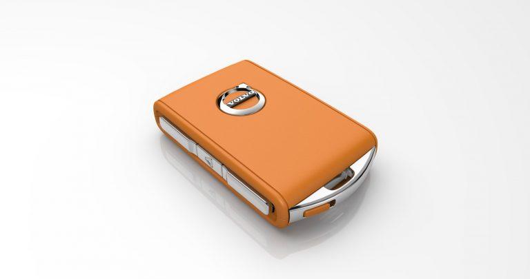 Volvon uudella avaintekniikalla voidaan rajoittaa auton huippunopeutta