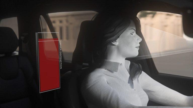 Seuraavan sukupolven Volvoihin tulee kameroita ja tunnistimia tarkkailemaan kuljettajaa