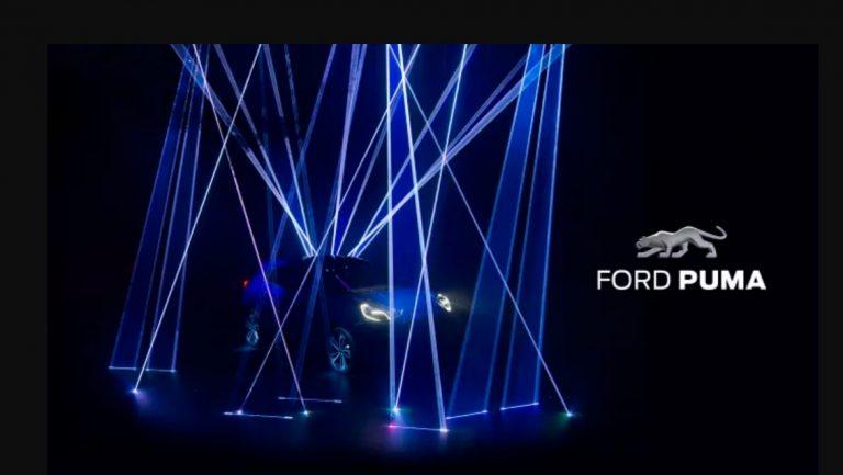 Ford tuo tänä vuonna markkinoille Puma-katumaasturin